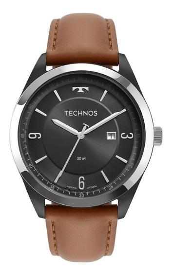 Relógio Technos Masculino Classic Steel 2117lbp/5c