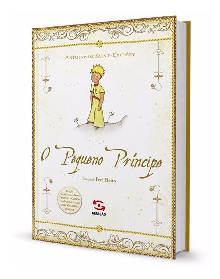 O Pequeno Príncipe - Edição De Luxo [capa Dura].