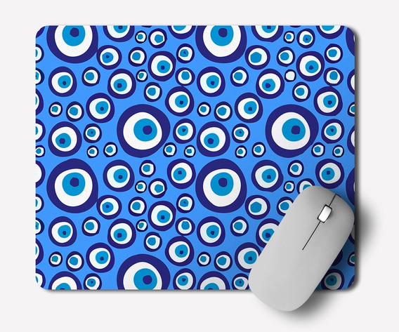 Mouse Pad Olho Grego