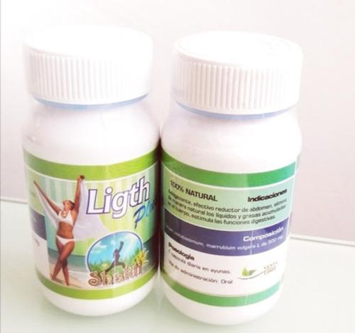 Ligth Plus- Alimentos Shakti-original, Incluye Asesoría