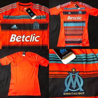 Camisa Olympique De Marseille 2011 Third Tam 10 Adulto