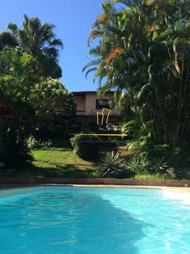 Casa 4 Qtos Itanhangá - Cgcn40014