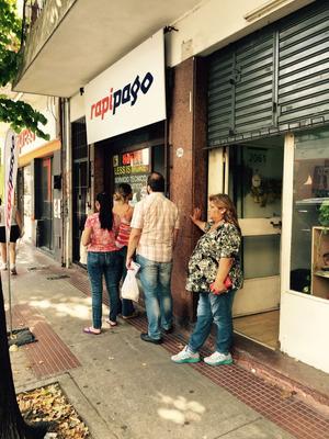 Fondo De Comercio - Rapipago, Giros More , Divisas, Pasajes