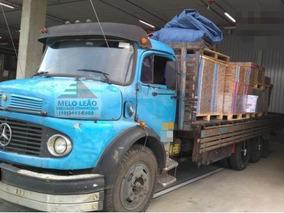 Mb L 1113 - 73/73 - Truck, Carroceria, Turbinado, Rodoar, Dh