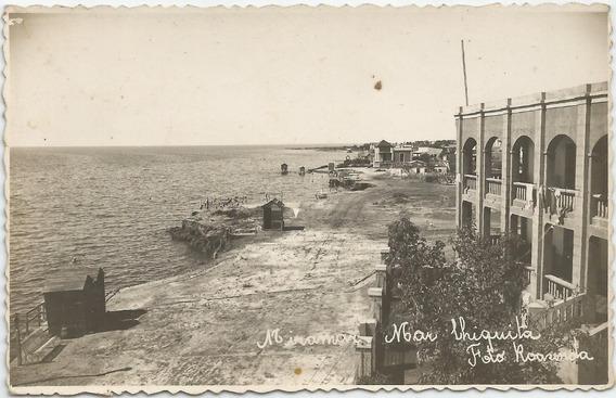 Antigua Postal Miramar Mar Chiquita , Prov. Córdoba 1936