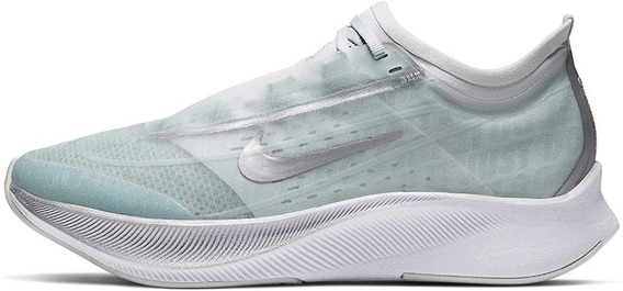 Tenis Nike Zoom Fly 3 Mujer Competencia Correr Pegasus React