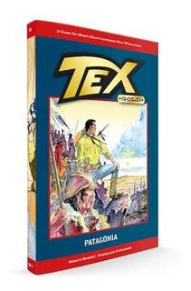Coleção Hq Tex Gold Salvat Edição 03 Patagônia