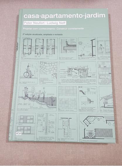 Livro: Casa - Apartamento - Jardim / 2ª Edição - Capa Dura