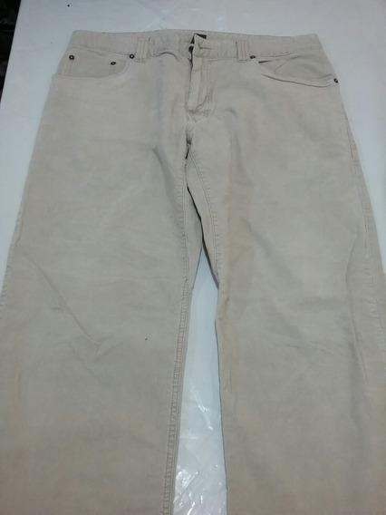 Pantalon Prana # 32 Color Beige En Pana