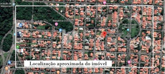 Rua Americo De Campos, Cidade Universitaria, Campinas - 344182