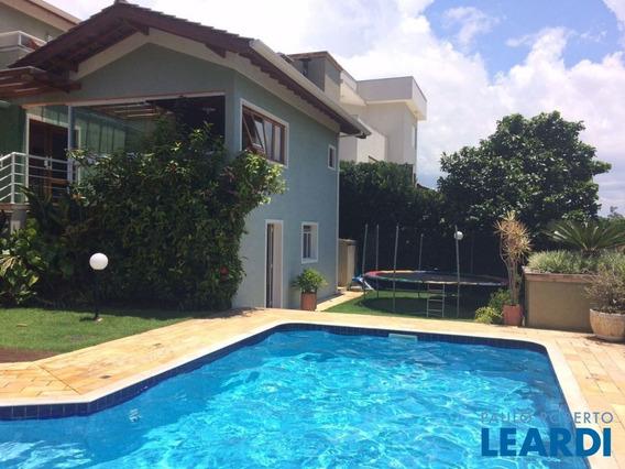 Casa Em Condomínio - Condomínio Porto Atibaia - Sp - 481648