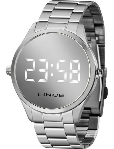 Relógio Feminino Lince Digital Led Mdm4617lbxsx
