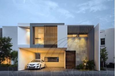 Casa En Venta En Amorada Privada Residencial, Monterrey