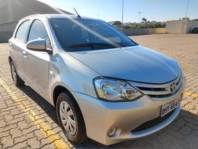 Toyota Etios Xs 1.5 16v Automático - Valor Abaixo Da Fipe