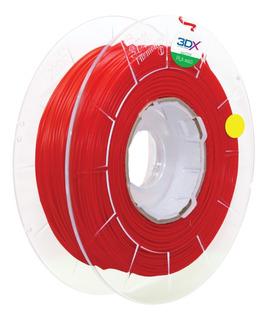 Filamento Pla Vermelho | 1,75 | 1kg | 3dx | Full
