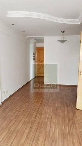 Imagem 1 de 17 de Apartamento Com 3 Dormitórios Para Alugar, 76 M² Por R$ 2.000,00/mês - Saúde - São Paulo/sp - Ap5635