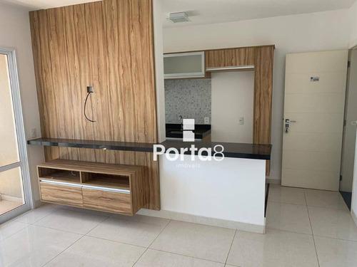 Apto Com 1 Dormitório À Venda, 43 M² Por R$ 300.000 - Bom Jardim - São José Do Rio Preto/sp (ideal Para Investidor). - Ap7342