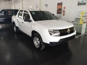 Duster Oroch Expr. 1.6 ( Mec ) 2020 0km - Racing Multimarcas