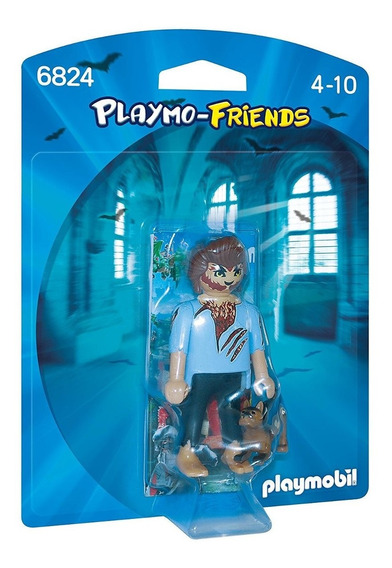 6824 Playmobil Friends - Lobisomem