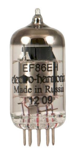Imagen 1 de 2 de Válvula Electro Harmonix Ef86eh Ef86 Nueva Made In Rusia