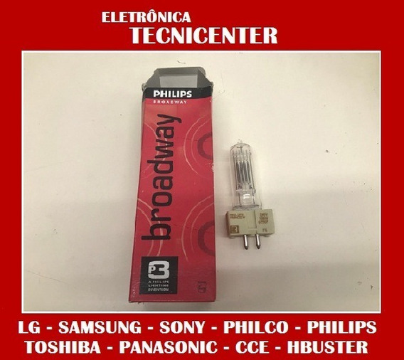 Lâmpada Philips T19 240v 1000w
