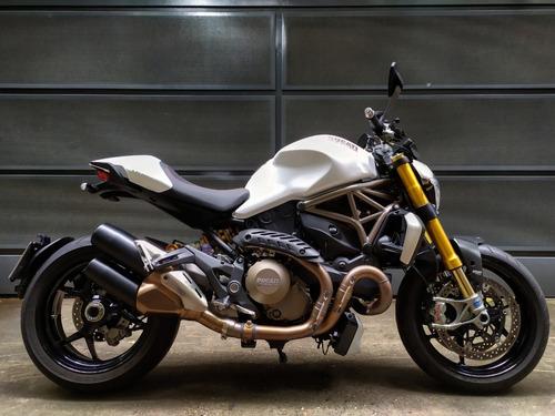 Ducati Monster 1200 S - Excelente Unidad!