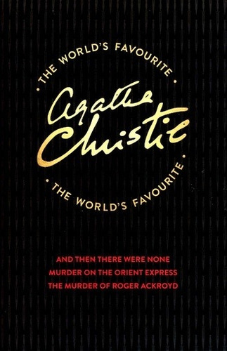World's Favourite (boxed Set X 3) - Christie Agatha