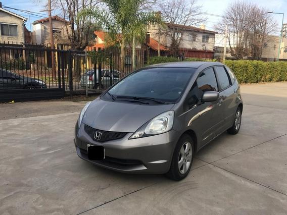 Honda Fit 2011 1.4 Lx Mt 5puertas