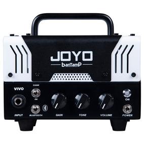 Cabeçote Joyo C/pré Valvulado Vivo 20wrms Bt + Case