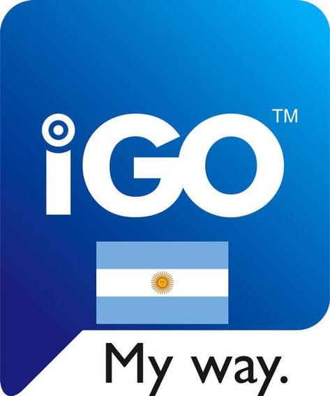 Actualizar Mapas Gps Argentina P/ Igo Igo8 Primo + Radares