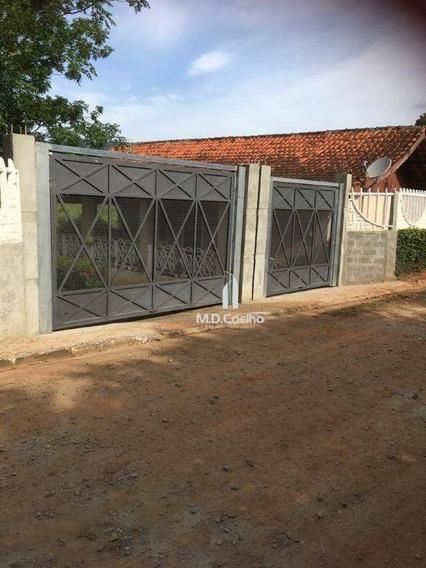 Casa Com 3 Dormitórios À Venda, 645 M² Por R$ 450.000 - Jardim Centenário - Atibaia/sp - Ca0305