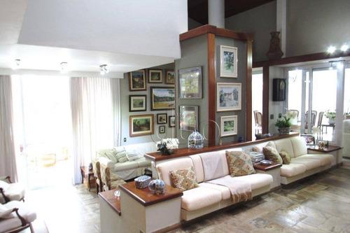 Imagem 1 de 30 de Casa Com 6 Dormitórios À Venda, 500 M² Por R$ 1.730.000,00 - Parque Santa Cecília - Piracicaba/sp - Ca3419