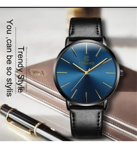 Promoção Relógio Social Masculino, Lindo Relógio + Brinde