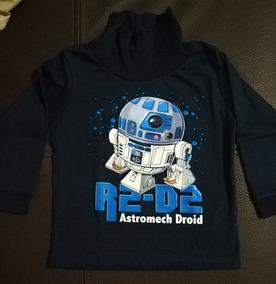 Playera Star Wars R2- D2 Niño