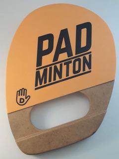 Padminton - Uma Nova Modalidade De Raquete