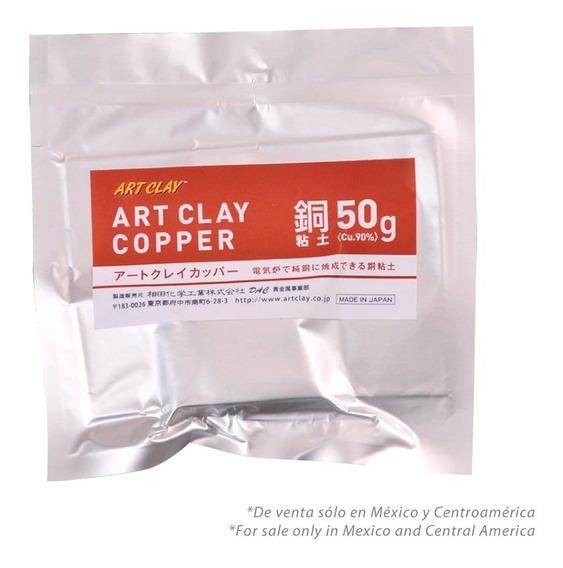 Arcilla De Cobre O Cobre Moldeable De Art Clay