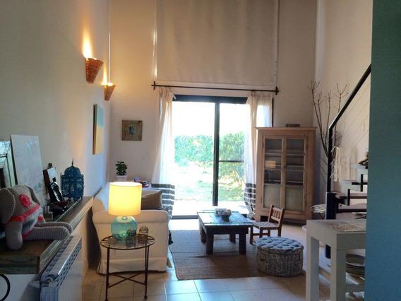 Loft Casas Del Alto, . Ptdo De Pilar /venta Con Renta