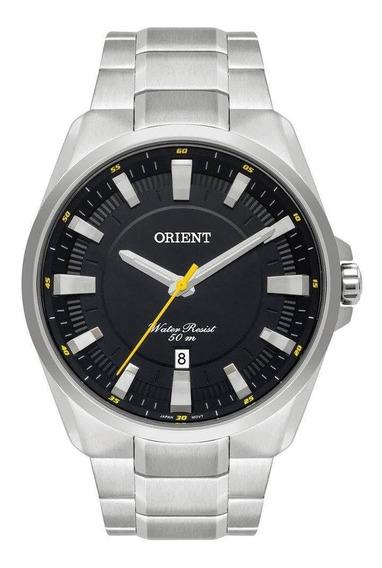Relógio Orient Mbss1354p1sx Prata