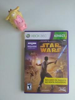 Star Wars Xbox 360 Kinect Garantizado