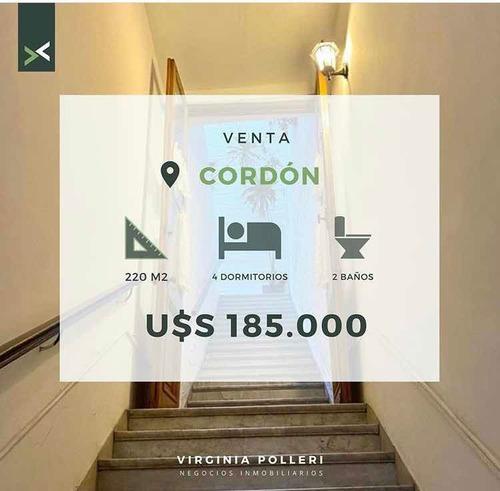 Venta Casa Cordon- Orden Venta!!!