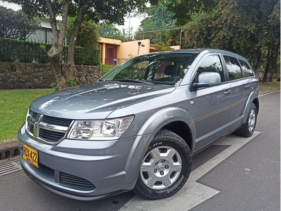 Dodge Journey Se At 2.4 5 Puestos