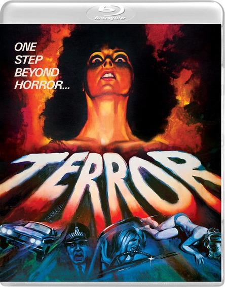 Blu-ray Terror Novo Lacrado [encomenda]