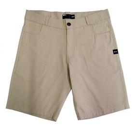 Classic 5 Pockets Shorts Khaki Escuro