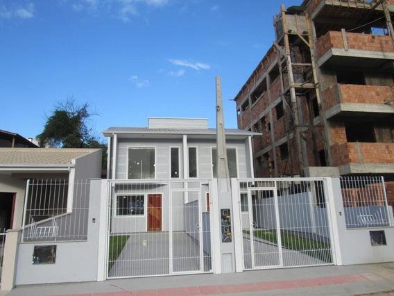 Casa Nova Com 2 Suítes À Venda, 73 M² Por R$ 230.000 - Forquilhas - São José/sc - Ca2601