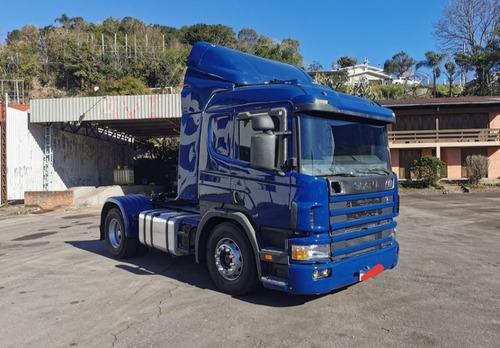 Scania P310 Toco (chassi) - Entrada + Transf. Divida