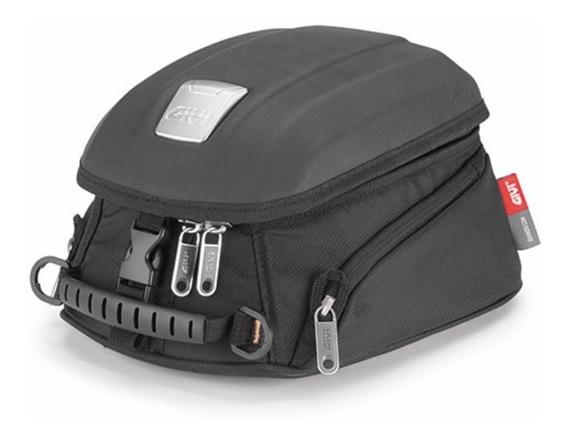 Bolsa De Tanque Moto Givi Mt505 Tanklock System 5l