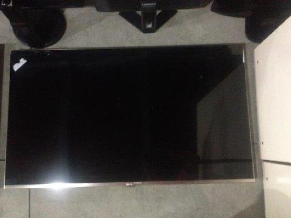 Smart Tv Led Wi-fi 3d LG Mod 47lb7050 Defeito Tela Quebrada
