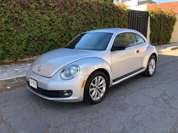 Volkswagen Beetle 2.5 At 2012