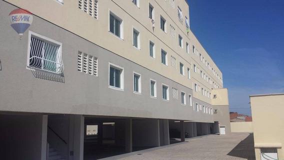 Apartamento No Álvaro Weyne Próximo À Av. Francisco Sá - Ap0097