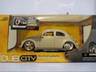 Volkswagen Beetle Oldskool 1/24 Jada Toys